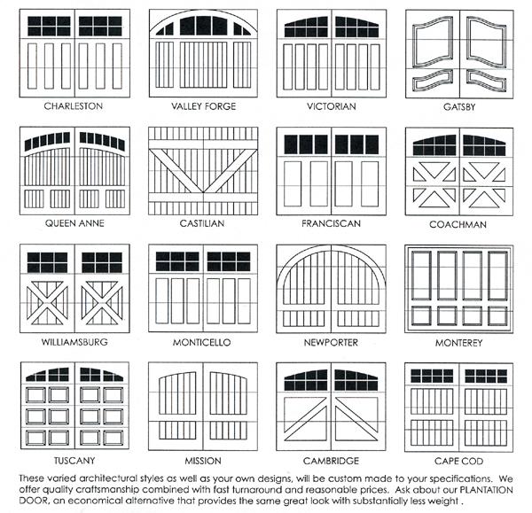 Garage Door Products | Victoria | Residential garage doors